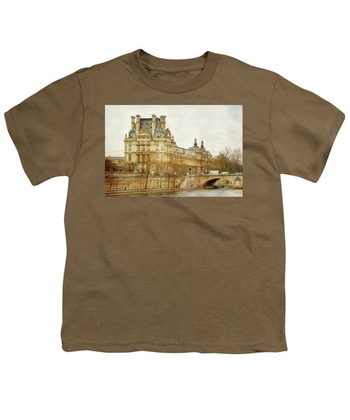 Louvre Museum Youth T-Shirt