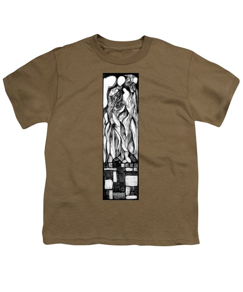 Loves Pedestal Youth T-Shirt