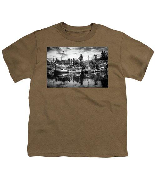 Lovric's Sea Craft Washington Youth T-Shirt