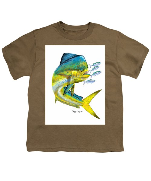 Mahi Digital Youth T-Shirt