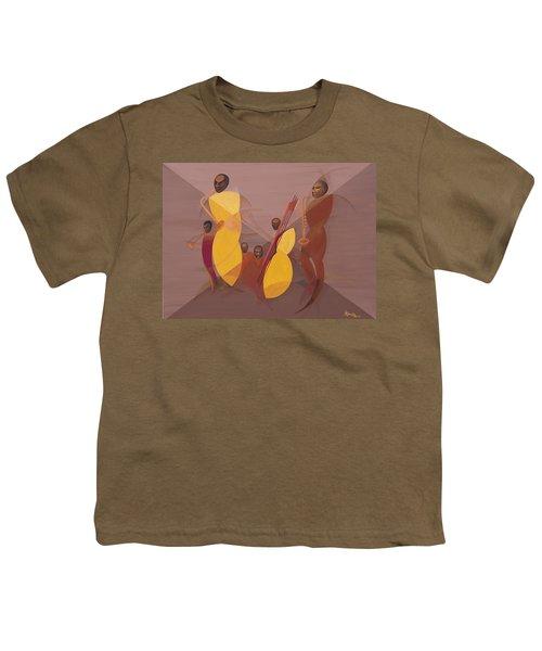 Mango Jazz Youth T-Shirt by Kaaria Mucherera