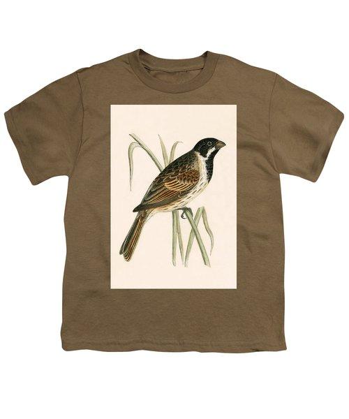Marsh Bunting Youth T-Shirt