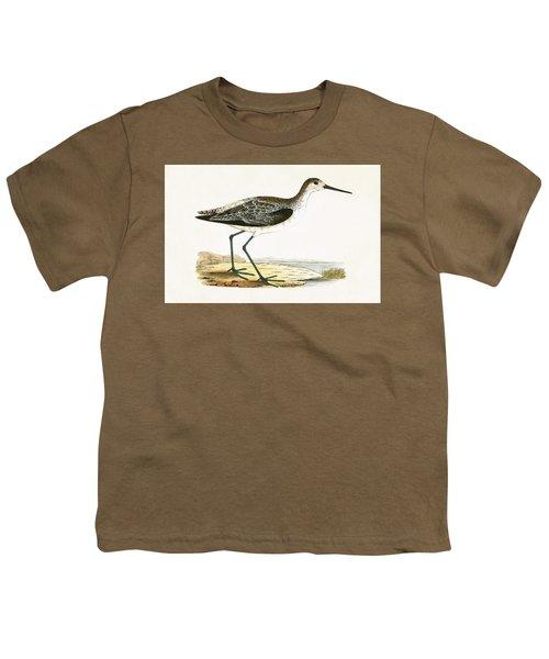 Marsh Sandpiper Youth T-Shirt