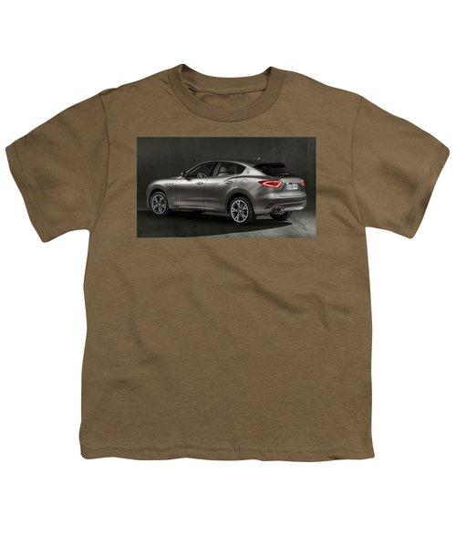 Maserati Levante Youth T-Shirt