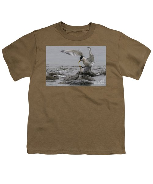 Youth T-Shirt featuring the photograph Mating Pair 2 by Werner Padarin