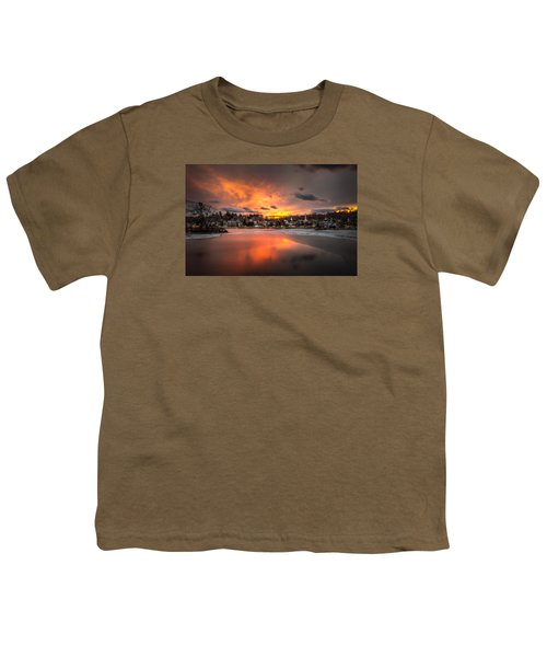 Meredith Sunset Youth T-Shirt