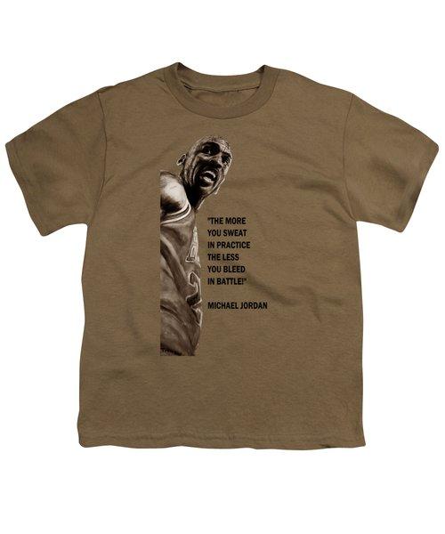 Michael Jordan - Practice Youth T-Shirt