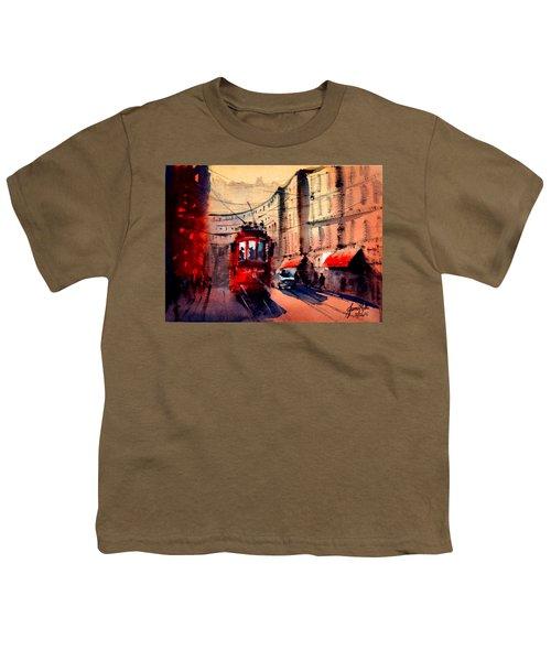 Milan Tram 2 Youth T-Shirt