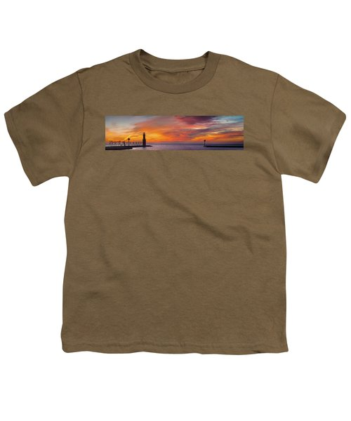 Youth T-Shirt featuring the photograph Mine Eyes Have Seen The Glory by Bill Pevlor
