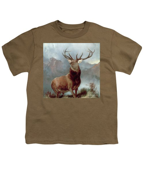 Monarch Of The Glen Youth T-Shirt