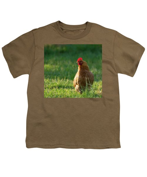 Morning Chicken Youth T-Shirt