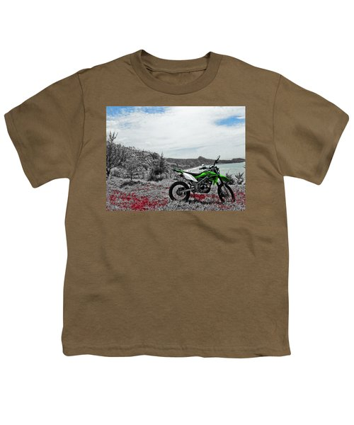 Motocross Youth T-Shirt