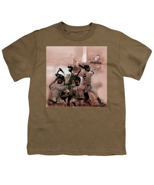 New York Baseball  Youth T-Shirt