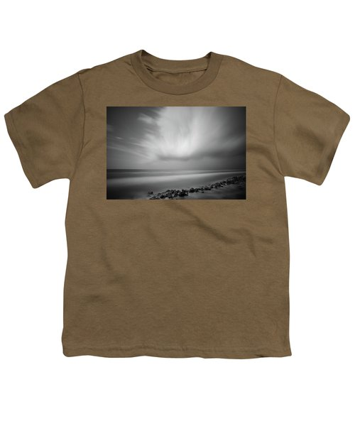 Ocean And Clouds Youth T-Shirt