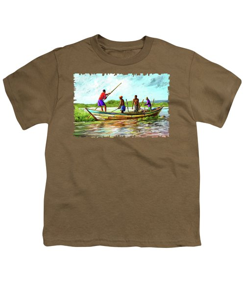 Old Boat Youth T-Shirt