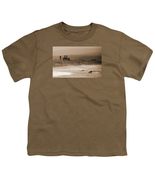 Old Hermosa Beach Youth T-Shirt