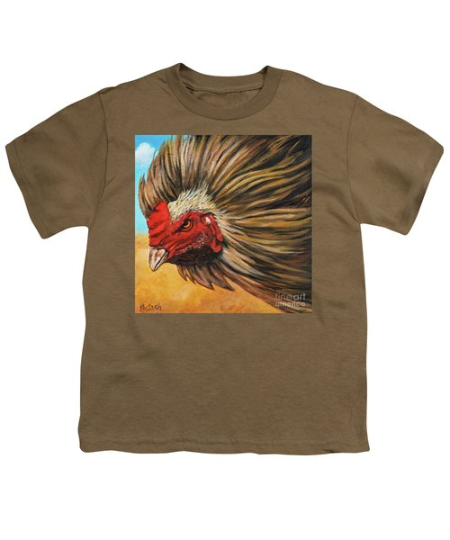 One Angry Ruster Youth T-Shirt