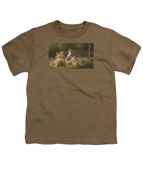 Orpheus Youth T-Shirt by Venetian School