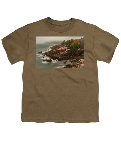 Otter Cliffs Youth T-Shirt