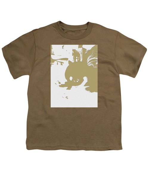 Cutie Youth T-Shirt by Roro Rop