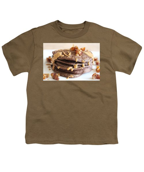 Pancakes Heaven  Youth T-Shirt