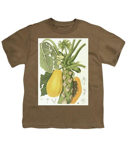 Papaya Youth T-Shirt by Berthe Hoola van Nooten