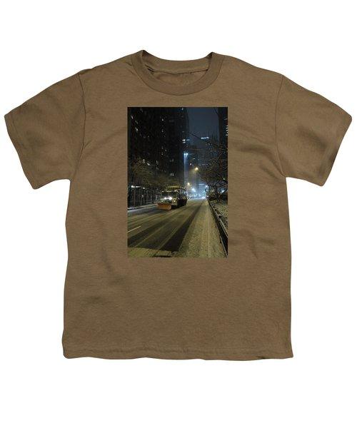 Park Avenue Bellow Grand Central Manhattan New York Youth T-Shirt