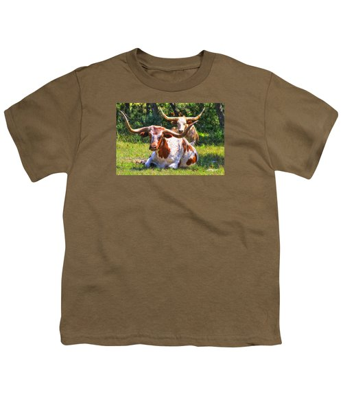 Peaceful Weapons Youth T-Shirt