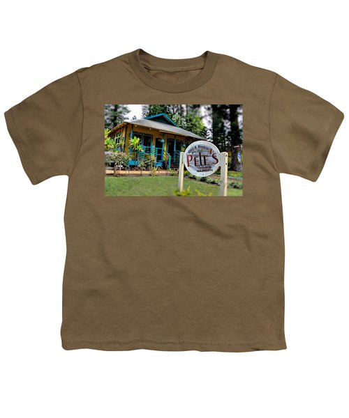 Pele's Lanai Style Youth T-Shirt