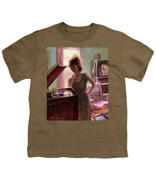 Phonograph Days Youth T-Shirt