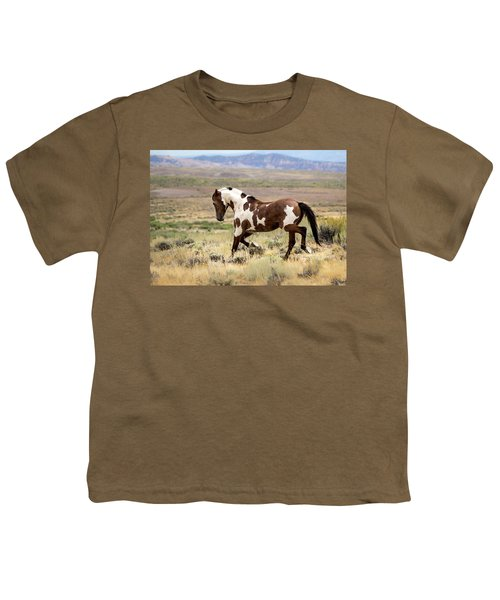 Picasso Strutting His Stuff Youth T-Shirt