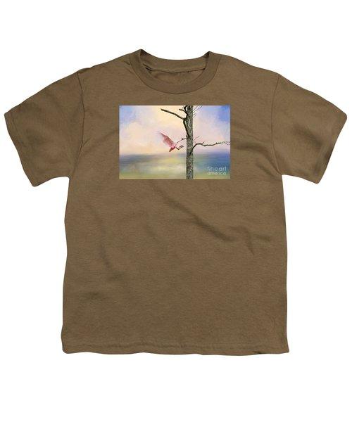 Pink Wonder Youth T-Shirt