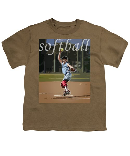 Pitcher Youth T-Shirt