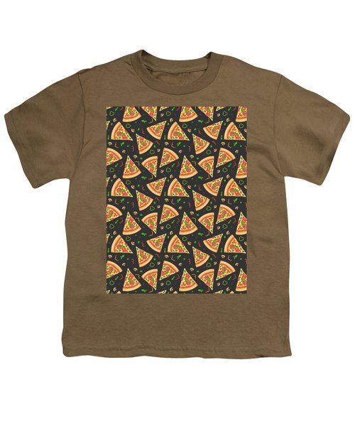 Pizza Slices Youth T-Shirt