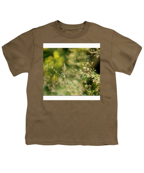#plasticfantastic #plasticlens #bokeh Youth T-Shirt by Mandy Tabatt