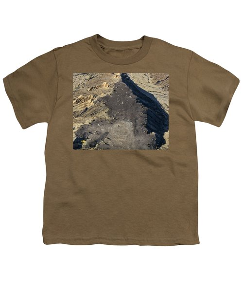 Youth T-Shirt featuring the photograph Possible Archeological Site by Jim Thompson