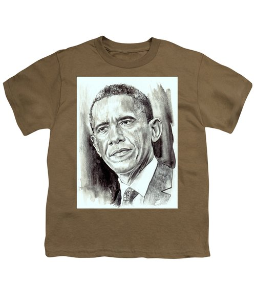 President Barack Obama Youth T-Shirt