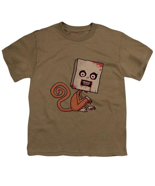 Psycho Sack Monkey Youth T-Shirt