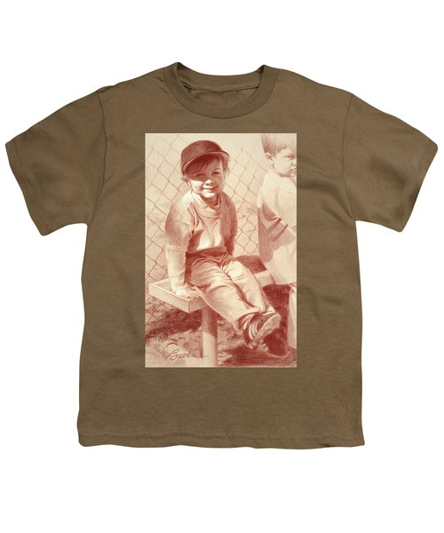 Put Me In Coach Youth T-Shirt