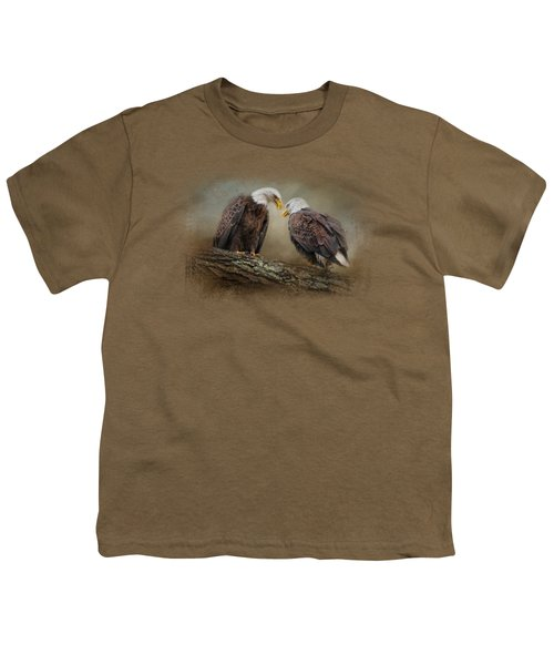 Quiet Conversation Youth T-Shirt