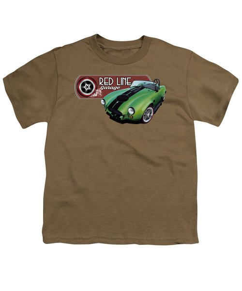 Red Line Cobra Youth T-Shirt