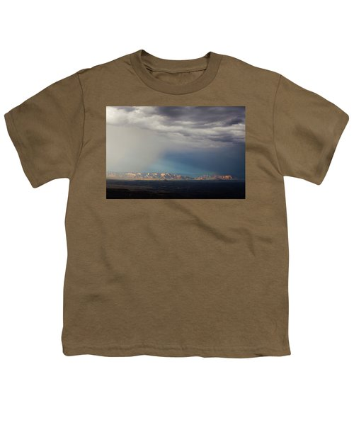 Red Rock Monsoon Youth T-Shirt