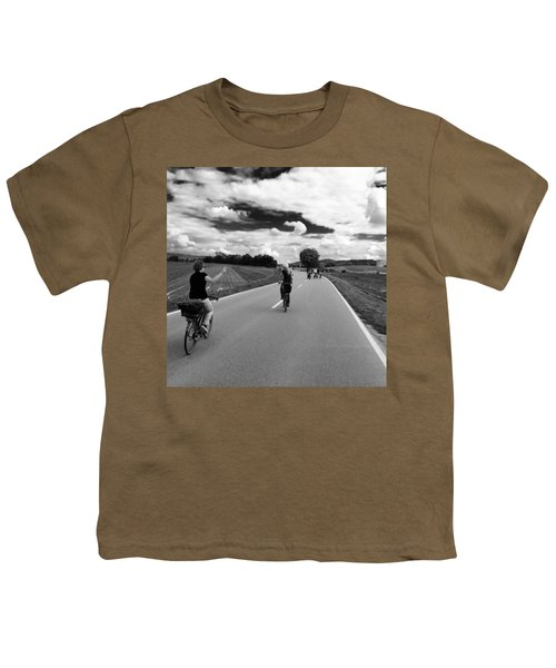 Ride My Bicycle Youth T-Shirt