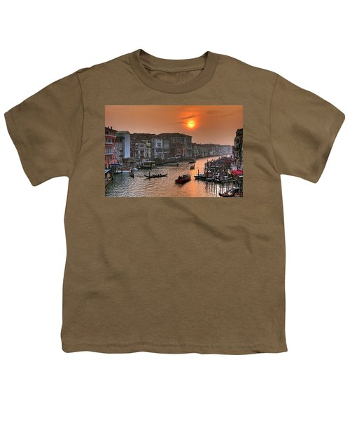 Riva Del Ferro. Venezia Youth T-Shirt