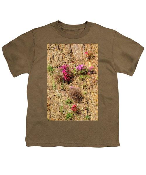 Rock Cutting 1 Youth T-Shirt