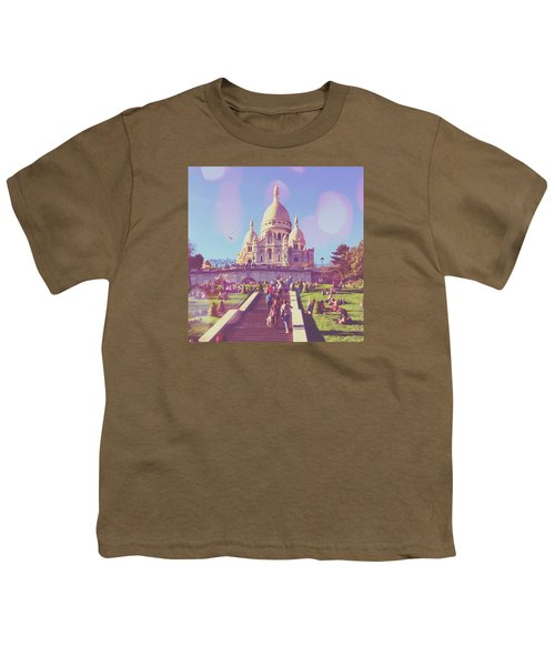Sacre-coeur In Summer Youth T-Shirt
