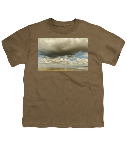 Youth T-Shirt featuring the photograph Sailing The Irrawaddy by Werner Padarin
