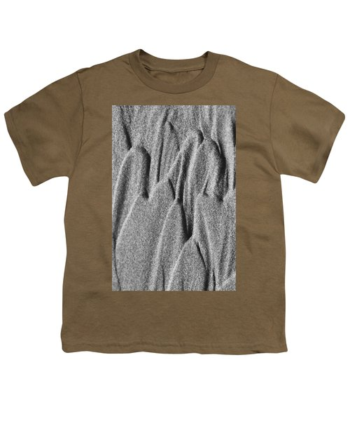 Youth T-Shirt featuring the photograph Sand Castle by Yulia Kazansky