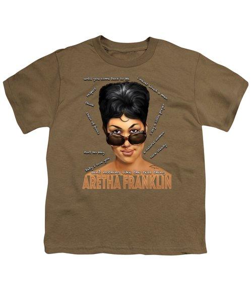 Sassy The Cheeky Tshirt Youth T-Shirt