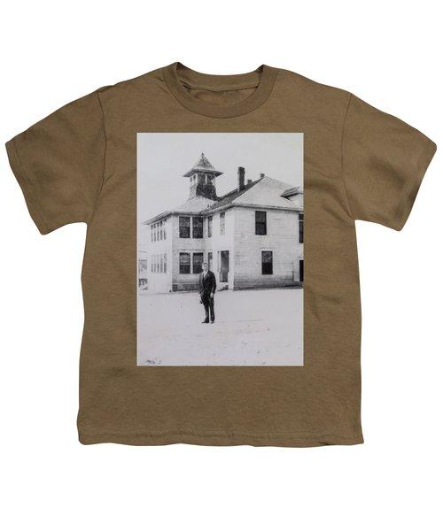 School 1901 Back Youth T-Shirt